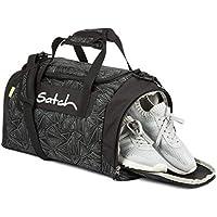 Satch Sporttasche Ninja Bermuda, 25l, Schuhfach, gepolsterte Schultergurte, Schwarz