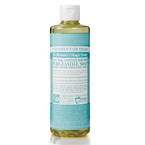Dr Bronner Organic Baby-Mild Moulage savon liquide 473ml
