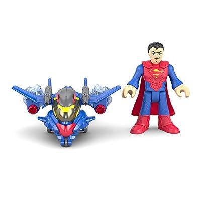 Imaginext Batman Battle Shifterz Batman Figure