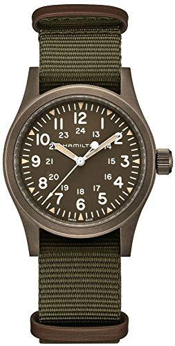 4e83468dcbed Reloj Hamilton Khaki Field H69449961