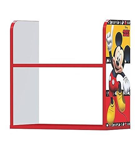 Mickey Mouse Streifen Regal