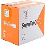 swiftpak 5702supatak Classic alta calidad cinta adhesiva, longitud de 48mm x 66m, color marrón (36unidades)