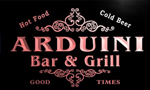 Cold Grill Sign Lumineuse Baramp; Name R Light Arduini U01219 Family Neon Enseigne Beer QCxWdrBeoE