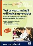 Test psicoattitudinali e di logica matematica