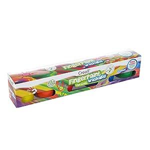 Creall Havo07539 - Juego de Pinturas para Dedos (6 Unidades, 300 ml)