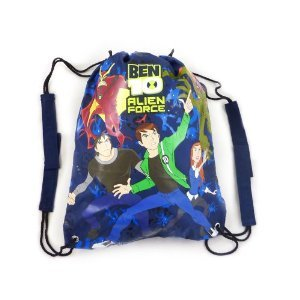 Image of Ben 10 Alien Force School Gym Swimming Bag