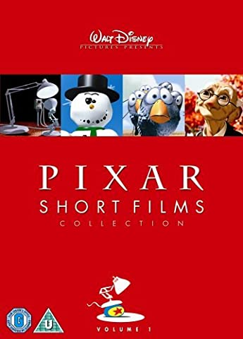 The Pixar Short Films Collection [Import