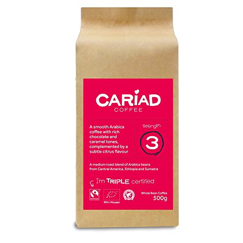 -Coffee-Beans-500g-By-Cariad-Coffee--ORGANIC-FAIRTRADE-RFA-100-ARABICA--Our-Medium-Roast-Coffee-Blend-of-The-Finest-Arabica-Beans-from-Central-America-Ethiopia-and-Sumatra--Love-our-Delicious-Coffee-o
