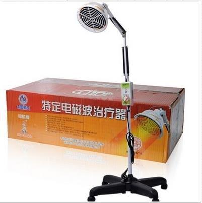 Akupunktur TDP Mineral Lampe Infrarot 166mm Schmerzlinderung Heizung Gerät mit 220V (Tdp-mineral-lampe)