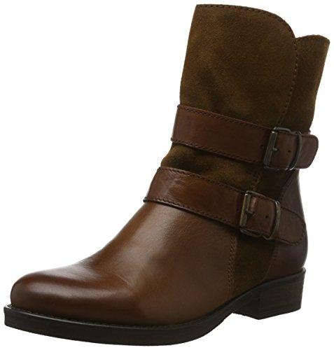 Aldo Women's Evard Ankle Boots, Brown (Cognac/28), 7 UK 40 EU