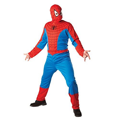 Hombre Disfraz Marvel superh erld Thor Capitán América Hulk Iron Man Spiderman