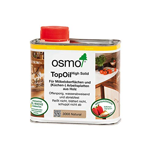 Osmo-TopOil 3068 Natural 0,500 L