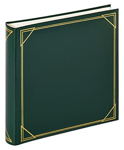 walther design MX-200-A Classicalbum Standard, Fotoalbum, grün, 30 x 30 cm