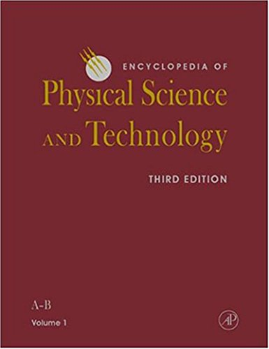Encyclopedia of physical science technology: Biochemistry (English Edition)