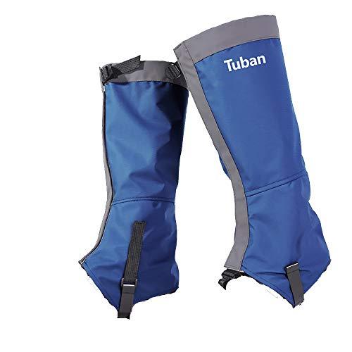 TianranRT Outdoor Wandern Klettern Wasserdicht Schnee Gamaschen Bein Cover Stiefel Legging Wrap Wasserdichte Schneegamaschen Leg Boot
