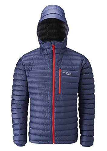 Used, Men's Microlight Alpine Down Jacket for sale  Delivered anywhere in UK