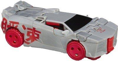 Funskool Transformers Sideswipe Gray And Red Age5+