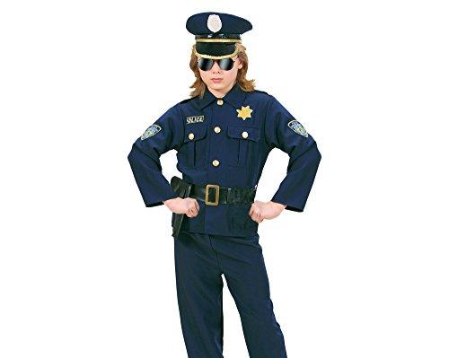 Imagen de widman  disfraz de policía para niño, talla 8  10 años 73167