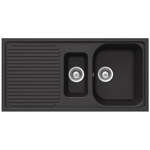 Black Kitchen Sinks and Taps: Amazon.co.uk