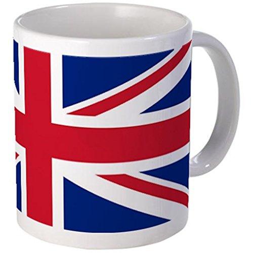 Preisvergleich Produktbild ilieniy Funny mug-union Jack,  britische Tee Kleiner Becher