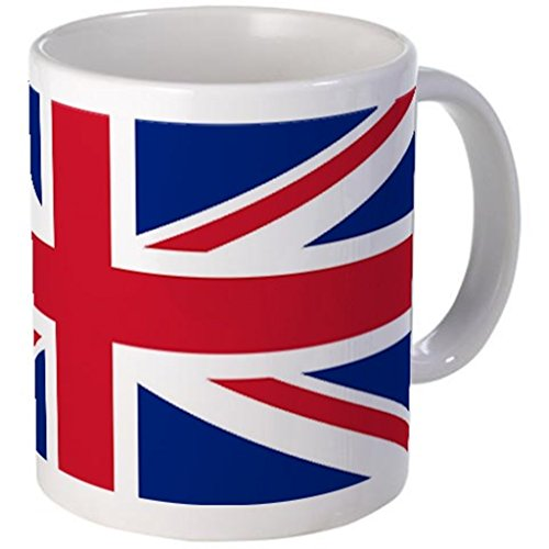Preisvergleich Produktbild ilieniy Funny mug-union Jack