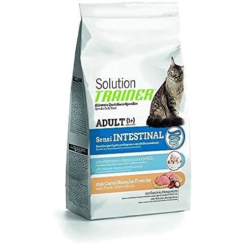 TRAINER Solution Cat Sensintestinal Alimenti Gatto Secco Premium