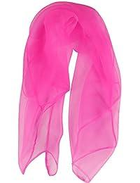 TRIXES Foulard pour femme rose à effet gonflant tout droit sorti des années 50 pour accessoiriser vos tenues de jour ou pour un costume de Grease