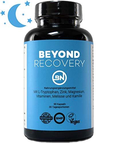 BEYOND RECOVERY - natürliche Schlafhilfe ohne Melatonin