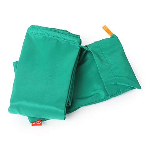 Dondoli per Portico Altalena Robusta portante e Facile da trasportare Neonati e Bambini di 5 Anni Bambini Piccoli all'aperto e pratici Arrampicate E Altalene (Color : Green, Dimensione : 130 * 50CM)