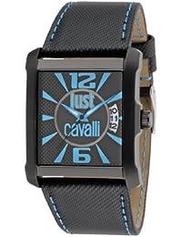 Just Cavalli Herren-Armbanduhr Rude Analog Leder R7251119001