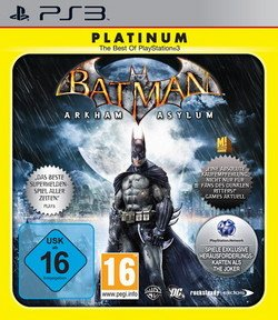 Eidos Interactive Batman: Arkham Asylum [Platinum]