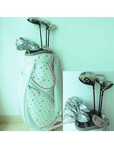 HDPP Club De Golf Clubs De Golf pour Femmes Ensemble Complet...