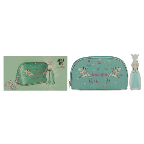 Anna Sui Secret Wish Gift Set (30Ml Edt + Pouch)