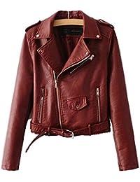 hohe Qualität populärer Stil 2019 original Suchergebnis auf Amazon.de für: Lederjacke Imitat: Bekleidung