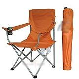 Leichte Stahlrahmen Sessel Camping im Freien Sommer Picknick Angeln Erwachsenen Stuhl, Kinder Stuhl 2 Größen - 14 Farben zur Auswahl (Farbe : #4)