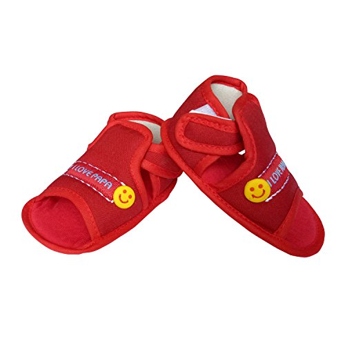 Littly Infant Booties / Sandals with Soft Base for Baby...