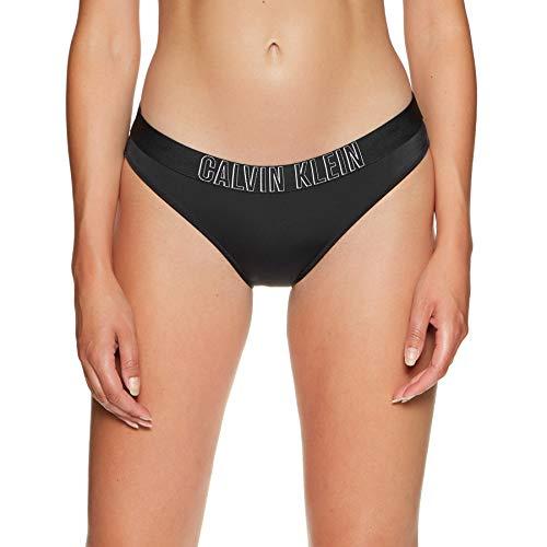 Calvin Klein Damen Classic Bikini-HR Bikinihose, Schwarz (Pvh Black 094), ((Herstellergröße: XS)