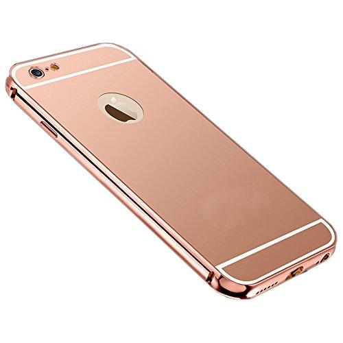 Spiegel Case Luxus Aluminium Bumper von ZhinkArts für Apple IPhone 4/4S - Case Aluminium Iphone Bumper 4s