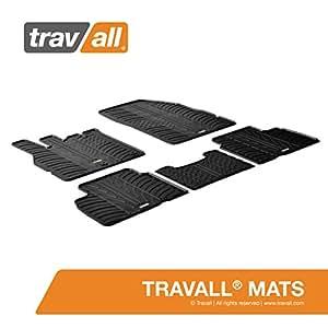 Tapis de sol en caoutchouc sur mesure - Travall® Mats TRM1010