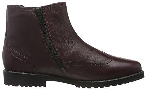 Boots Frida vino Ganter F Rot Damen Chelsea Weite 4200 SXSwa5q0