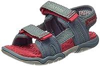 Timberland Unisex Babies�?? Eagle Island Sandalstone Walking Sandals, Blue (Stone Blue Webbing), Child 11.5 UK