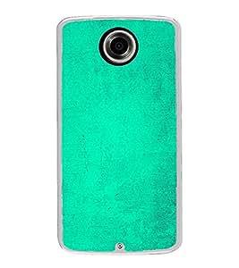 Light Green Texture 2D Hard Polycarbonate Designer Back Case Cover for Motorola Nexus 6 :: Motorola Nexus X :: Motorola Moto X Pro :: Motorola Google Nexus 6