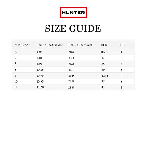 Hunter Original Tall, Damen Stiefel Grün