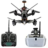 GEHOO GH Walkera F210 Professional Deluxe Racer Quadcopter Drone w/ Goggle4 FPV...