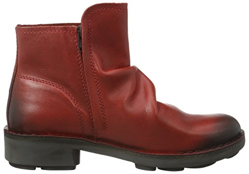 FLY London Neba899fly, Bottes  femme Orange (Red 006)
