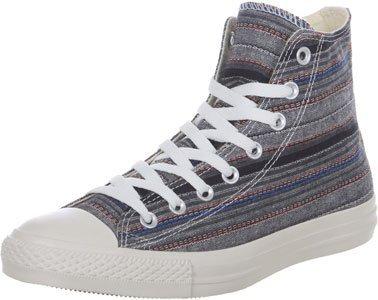 CONVERSE Herren Sneaker Grau (Bunt/Weiß)