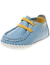 TimberlandWoodman Park A13Xw - Zapatillas de casa Unisex Niños, Color Negro, Talla 22