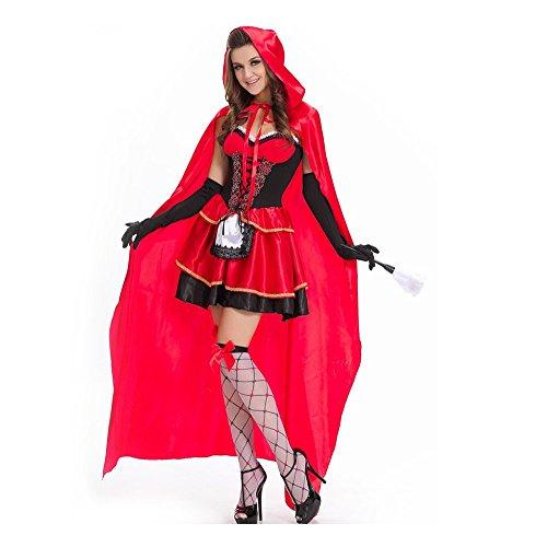 Svance Adult Halloween Party Kostüme Kleid für Frauen und Girls.