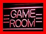 Enseigne Lumineuse i338-r GAME ROOM Displays Toys TV Neon Light Sign