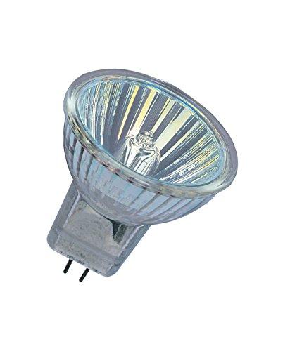 Osram DecoStar Halogen-Reflektor, GU5.3-Sockel, dimmbar, 12 Volt, 35 Watt - Ersatz für 50 Watt, 36 ° Abstrahlungswinkel, Warmweiß - 3000K, 2er-Pack
